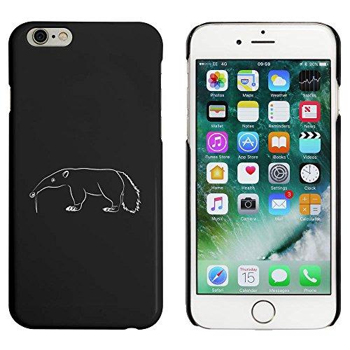 Noir 'Fourmilier' étui / housse pour iPhone 6 & 6s (MC00010617)