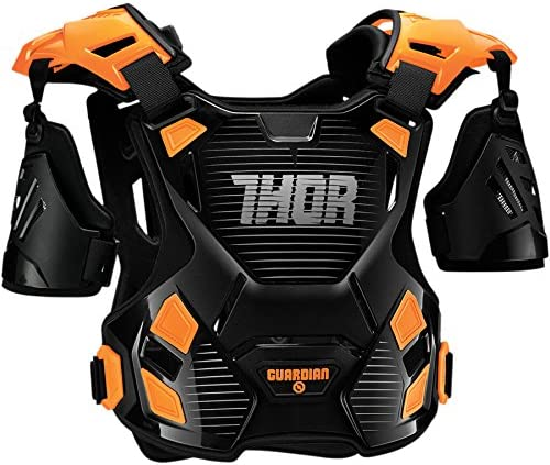 MOTORBIKE ADULT THOR GUARDIAN MX BODY ARMOUR New 2018 Quad Enduro Off Road MTB BMX Sports Touring Protection Spine Back Chest Armour Guard Deflector