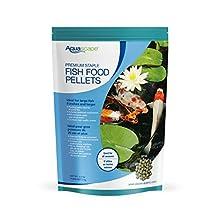 Aquascape 98869 Premium Staple Fish Food Pellet, 2kg