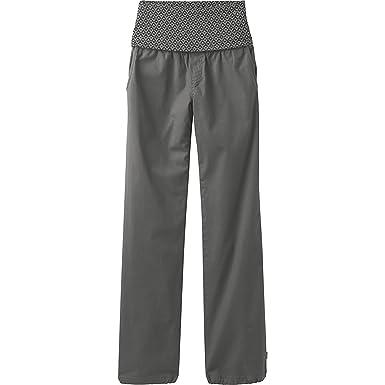 Weitere Sportarten Prana Bekleidung Avril Pant gravel S Kletterhose Damen