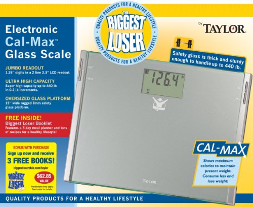 Biggest Loser Cal-max Wide Body Scale