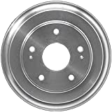 Two Years Warranty Inroble For 2010 Ford Focus SE Premium Quality Rear Brake Drums and Drum Brake Shoes