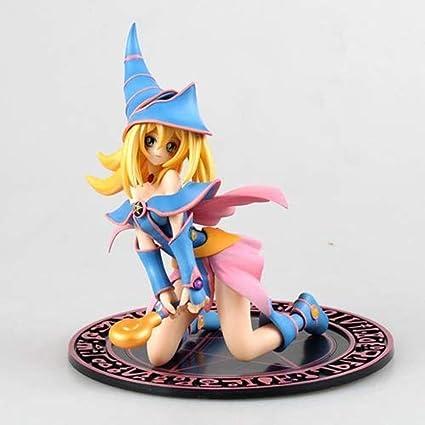 FTHVB Yu-Gi-Oh Juego Anime Modelo Chica Dark Magician Monster ...