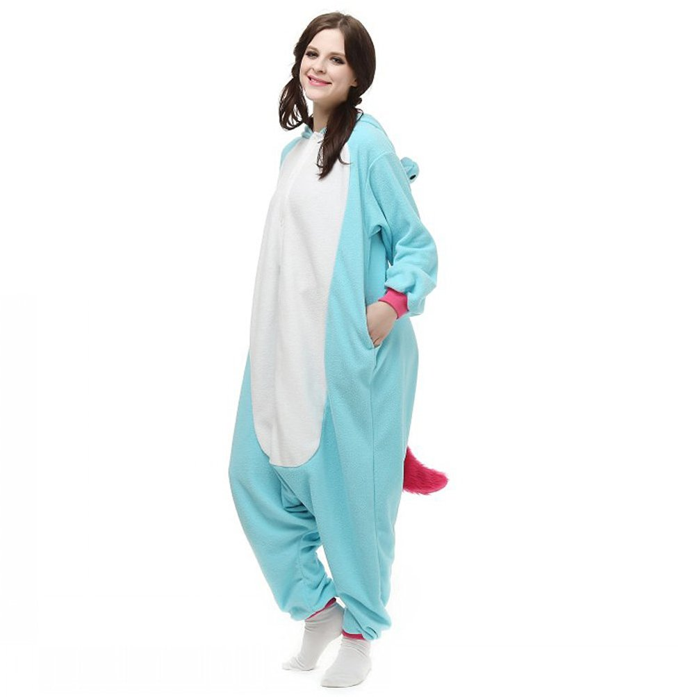 XMiniLife® Halloween Unisex Animal Unicorn kigurumi Costume
