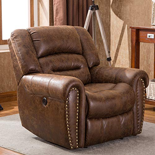 Amazon Com Anj Electric Recliner Chair W Breathable