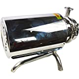 INTBUYING 110V Stainless Steel Food Grade