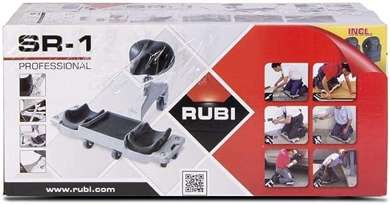 RUBI 81999 Asiento ergonómico SR-1, Negro: Amazon.es: Bricolaje y ...