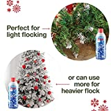 Prextex Christmas Artificial Snow Spray Pack of Two