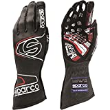 Sparco Arrow RG-7 Evo Racing Gloves 001309 (Size: 10, Red)
