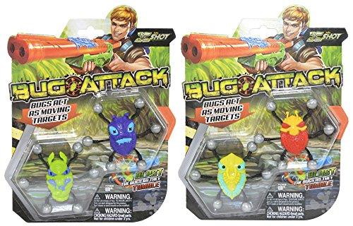 Zuru Xshot Bug Attack Bug Refill Pack