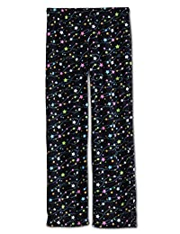 Secret Treasures Ladies Micro Fleece Leopard Print Pajama Pant, Sizes S-3X