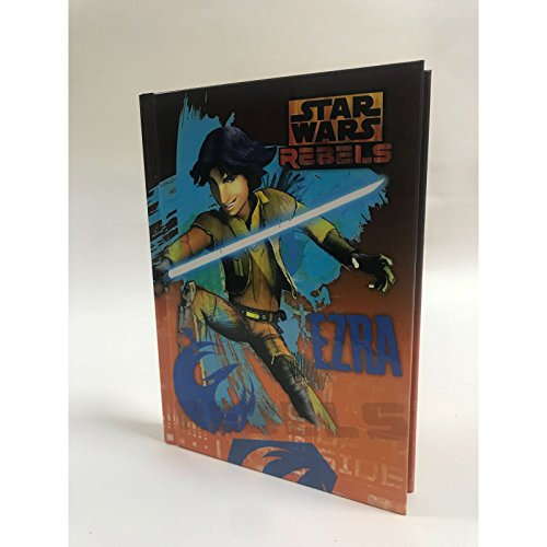 Agenda escolar 10 meses Star Wars Rebels 2019 14 x 20 cm ...