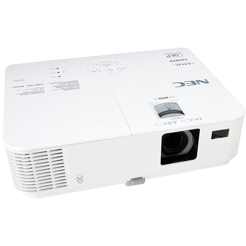 NEC Higher Brightness Video Projector (NP-V332X)