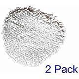 Astar Shark Microfiber replacement Scrub mini Pads Suitable for Shark Lift Away Professional Steam Pocket Mop S3901 S3901D