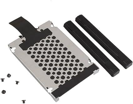 Newest 7mm HDD Hard Drive Caddy Rail Set for IBM Thinkpad Lenovo T420S T430S