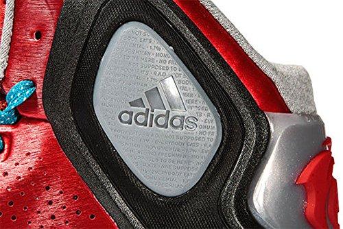 Adidas D Rose 5 Chaussures De Course Boost Rouge