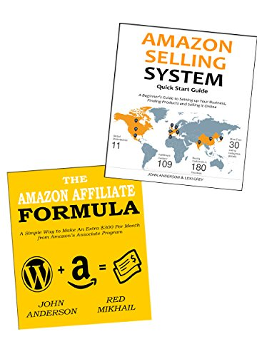 THE AMAZON PROFIT SYSTEM (2 in 1 bundle for 2016): Amazon Associate Program and Amazon FBA Private Label