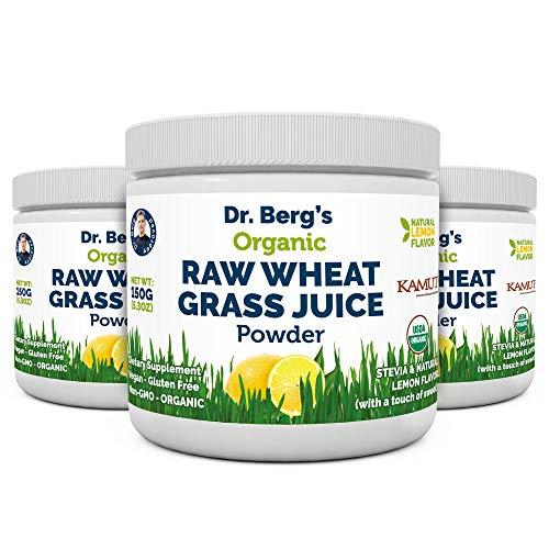 Dr. Berg's Organic Raw
