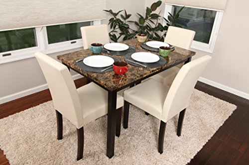 4 person dining set - 8