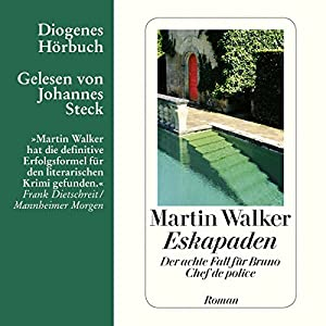 Eskapaden (Bruno Courrèges 8) Audiobook