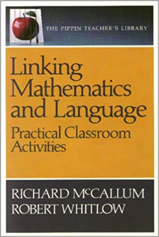 Linking Mathematics and Language: Practical Classroom Activities (Schiffer Book for Collectors)