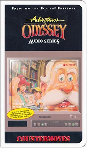 Adventures In Odyssey Cassettes #37: Countermoves by Brand: Tommy Nelson