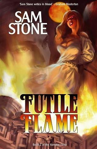 book cover of Futile Flame