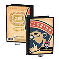NHL Florida Panthers Mini Photo Album