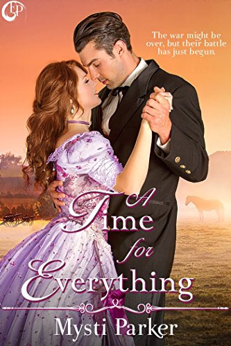 Book: A Time for Everything by Mysti Parker