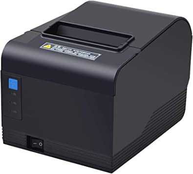 300mm//sec 58mm 80mm AUTO-CUT Thermal Receipt POS Printer USB Ethernet Serial Por