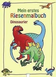Unbekannt Malbuch A4 Dinosaurier Dino Malvorlagen Dinos Zum
