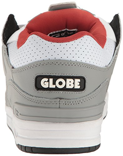 Globe Fusion Herren US 8.5 Grau Skateschuh