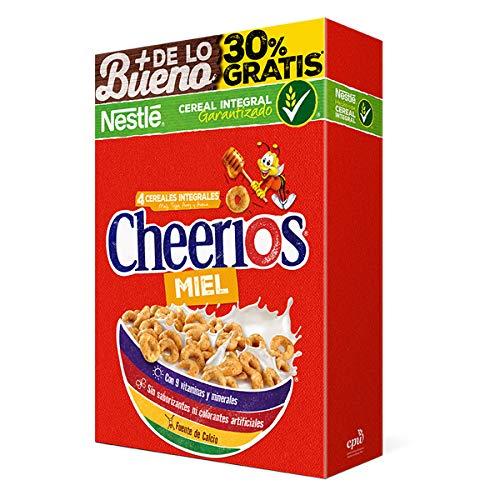 Cheerios Miel Cereal Hecho Con 4 Cereales Integrales - 715 gr