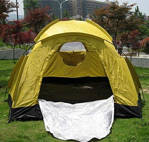 GZZ Guo Outdoor Produkte Outdoor für 2 Personen Verwenden Zelte, Outdoor-Reisen Camping Picknick Zelte, Net Yarn Atmungsaktiv Anti-Mosquito, Home Portable Zelte