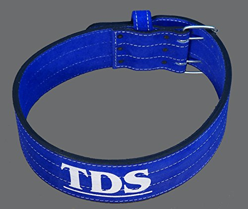 TDS Power Lifting Leather Belt