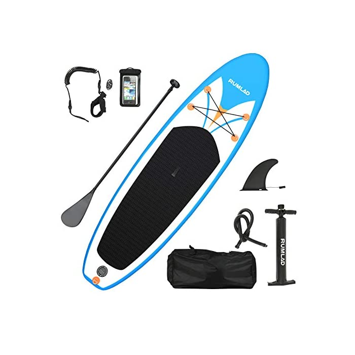 Rumlad Inflatable Stand Up Paddle Board