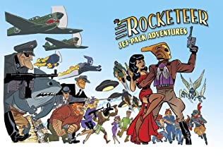 book cover of Rocketeer
