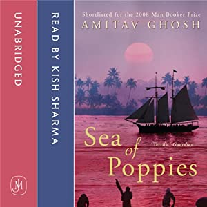 Sea of Poppies Audiobook
