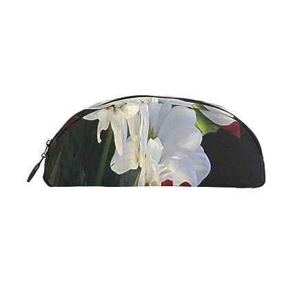 Bolso de bolígrafos Daisys blancos Rosas rojas Planta floral ...