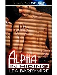 Alpha in Hiding