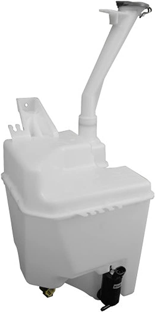 Multiple Manufacturers NI1288158 Windshield Washer Fluid Reservoir with Cap