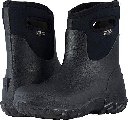 - Bogs Men's Workman Waterproof Work Boot Black 11 D