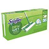 Swiffer Sweeper Dry + Wet All Purpose Floor Mopping