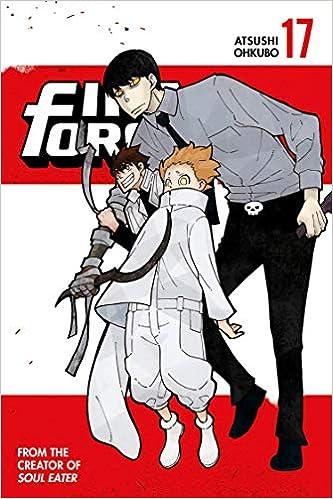 Amazon.com: Fire Force 17 (9781632367907): Atsushi Ohkubo: Books