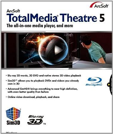 ArcSoft TotalMedia Theatre 5 [Download]
