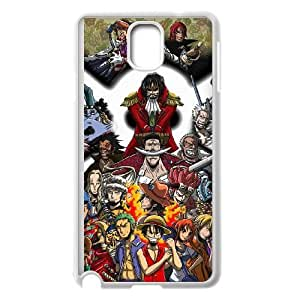 One Piece For Samsung Galaxy Note 3 N9000 Case Cell phone Case Fcqo Plastic Durable Cover