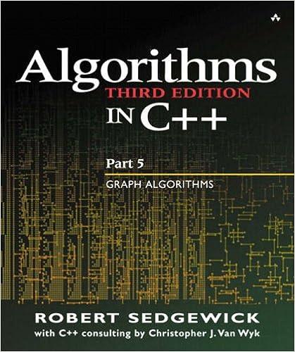 Book Algorithms in C++: Graph Algorithms Pt.5