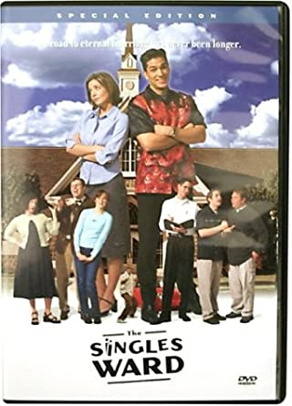 Amazon The Singles Ward Dvd Steve Young Danny Ainge Shawn