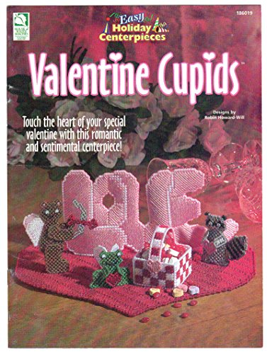 Valentine Cupids (Easy holiday centerpieces)