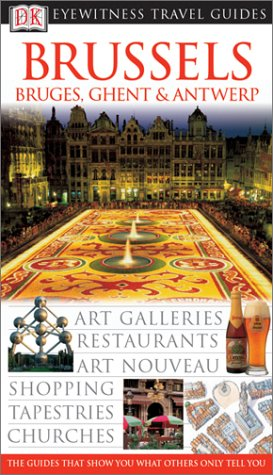 Brussels (Eyewitness Travel Guides)